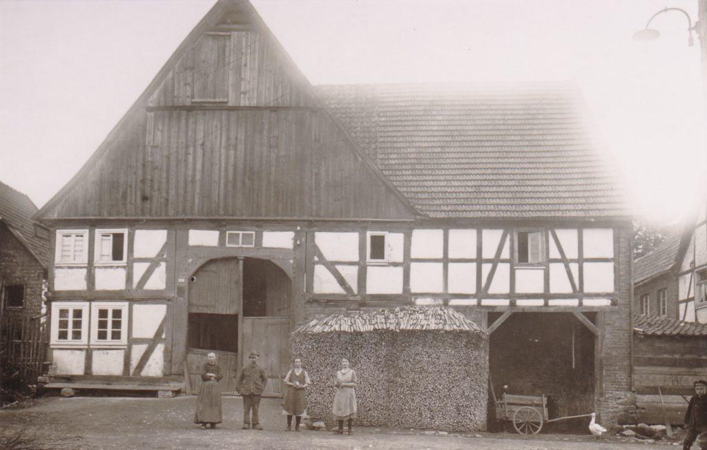 Haus der Familie Ernst, genannt Papen-Haus